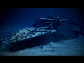 Titanic's Final Moments: Missing Pieces