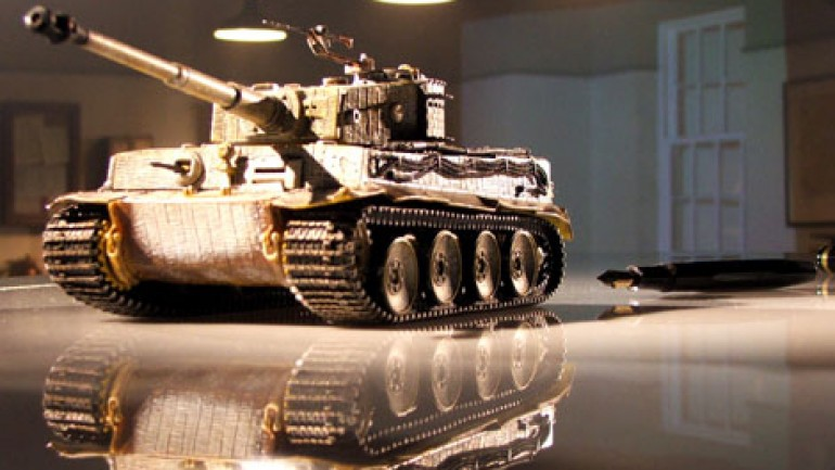 War Machines: Tank