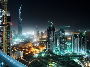 Rising Gulf