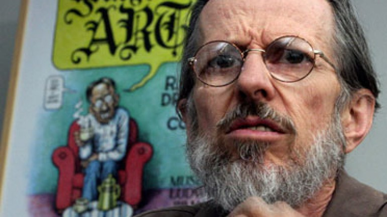 The Confessions of Robert Crumb