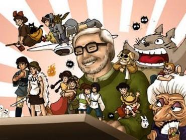 Ghibli: The Miyazaki Temple
