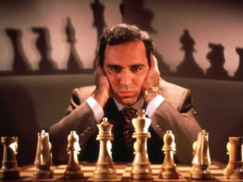 Kasparov Versus Deep Thought