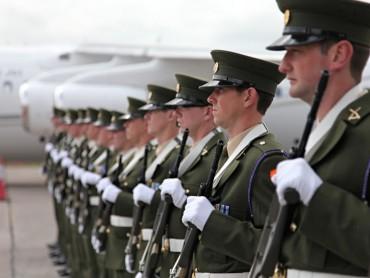 JFK's Irish Honour Guard