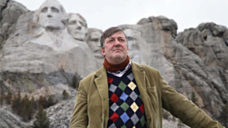 Stephen Fry in America: New World