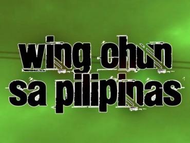 Wing Chun sa Pilipinas