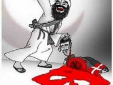 Bloody Cartoons