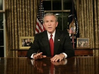 George W. Bush: The 9/11 Interview