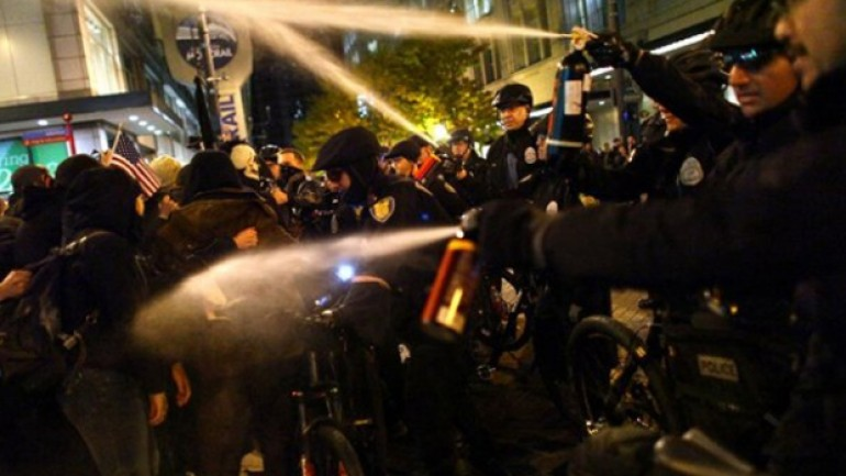 Images from Occupy Seattle