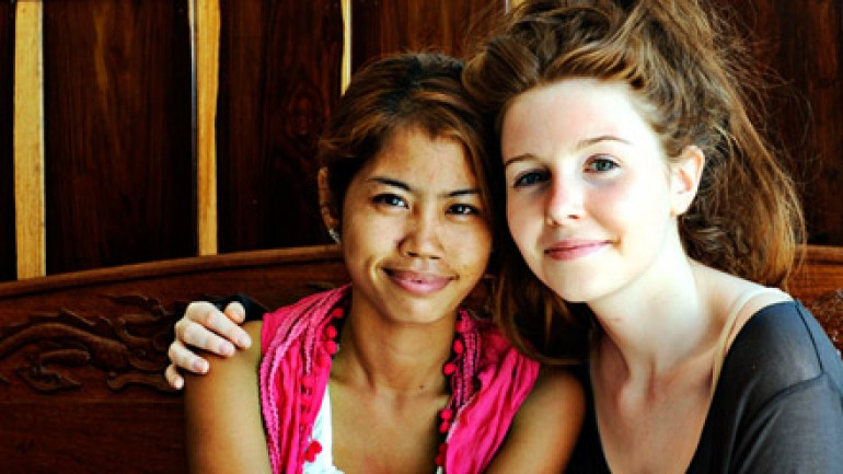 Child Trafficking in Cambodia: Stacey Dooley Investigates