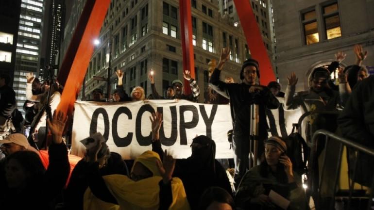 Occupy Movie