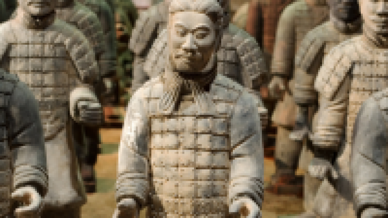 Chinas Ghost Army The Terracotta Army