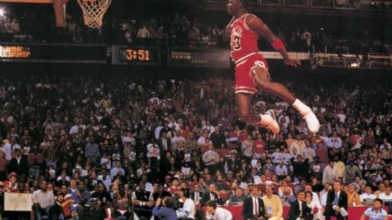Michael Jordan to the Max