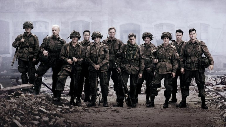 An Extra's Life – On the Set of Band of Brothers