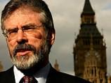 Adams: Gerry Adams