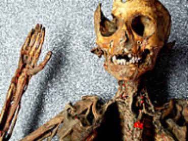Mummified Child