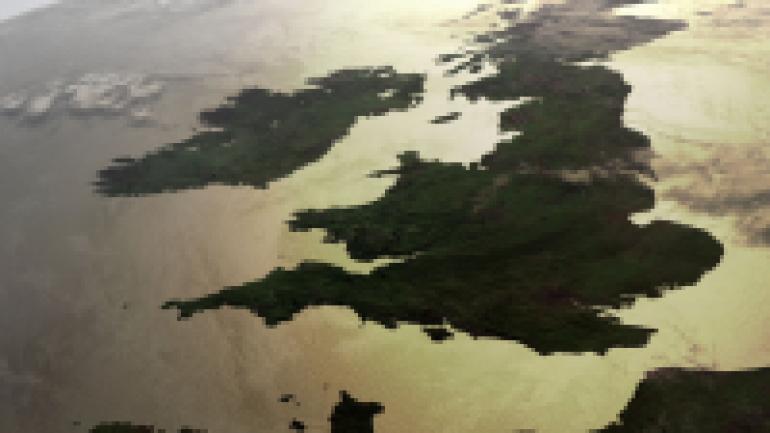 Secret Map of Britain