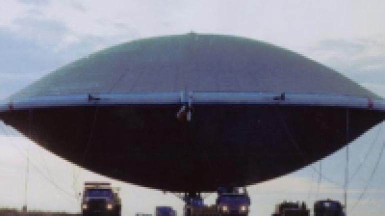 UFO: Great Balls of Light