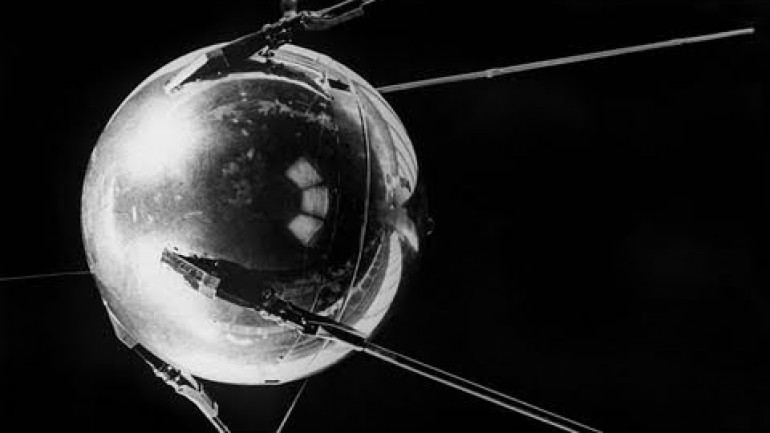 The Story Of The Sputnik Moment