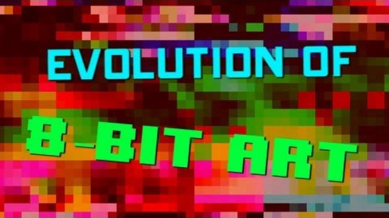 The Evolution of 8-Bit Art