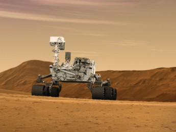 Curiosity: Mission To Mars