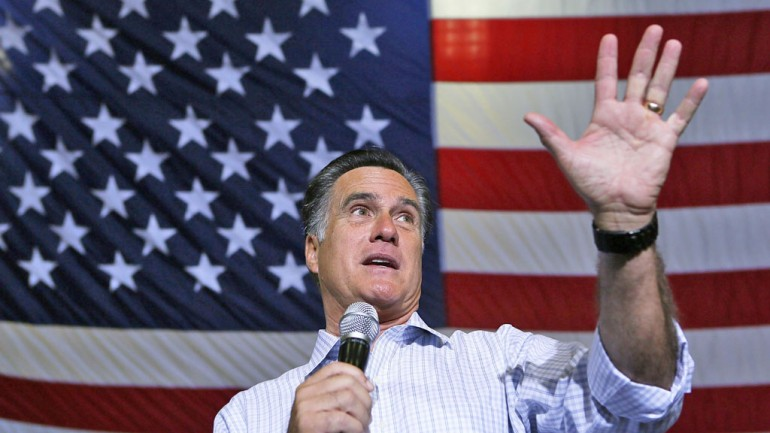 Mitt Romney & the 47%