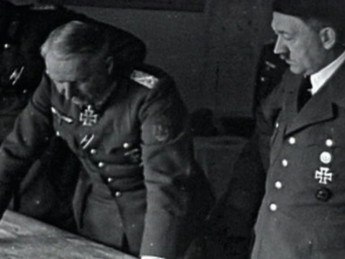 Hitler's Warriors: Manstein the Strategist