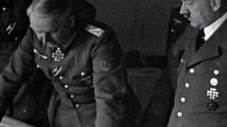 Hitler's Warriors: Manstein the Strategist