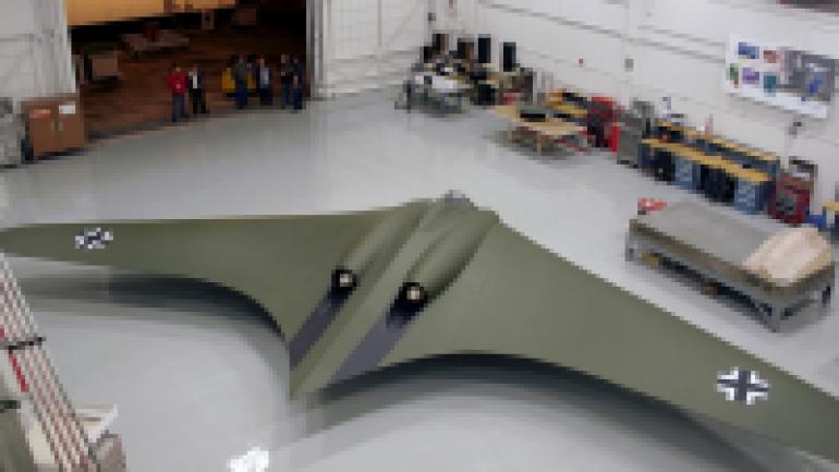 Hitlers Stealth Jet Fighter