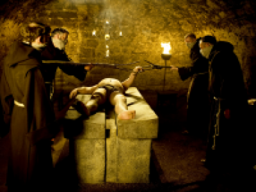 The Mystery of the Black Death