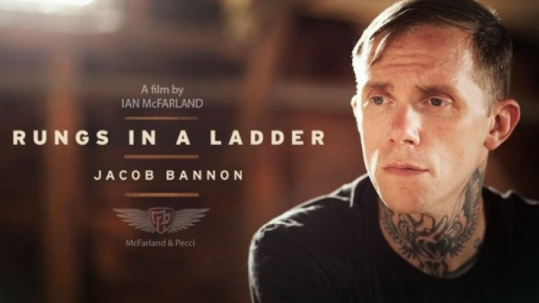 Rungs in a Ladder: Jacob Bannon
