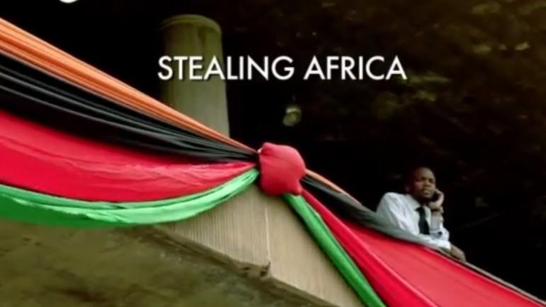 Stealing Africa