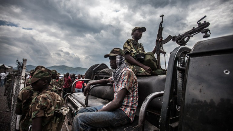 The Real Rebels of Congo