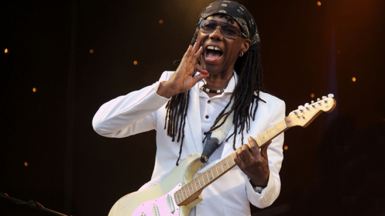 Nile Rodgers The Hitmaker