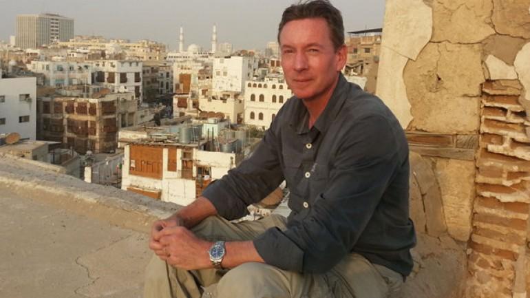 Frank Gardner's Return to Saudi Arabia