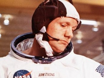 Being Neil Armstrong