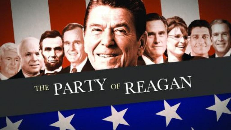 The Party of Reagan
