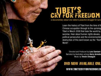 Tibet's Cry For Freedom