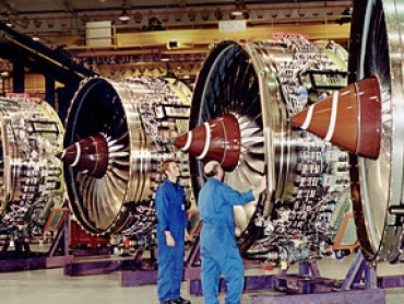 Rolls Royce: How To Build A Jumbo Jet
