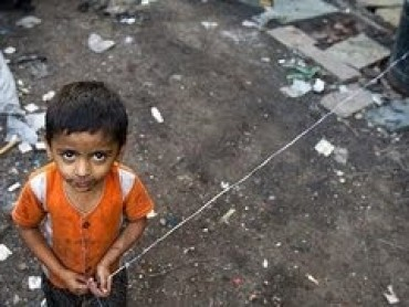 Welcome To The Slums of India