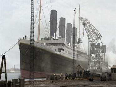 Titanic Birth of a Legend