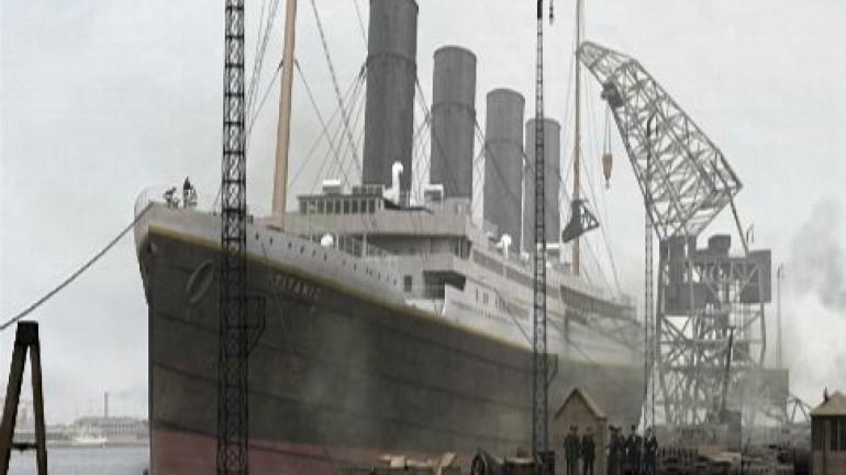 Titanic Birth Of A Legend Documentary Heaven