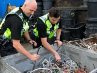 The Hunt for Britain's Metal Thieves