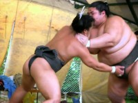 Sumo on the Steppes