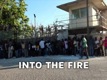 Into the Fire: The Hidden Victims of Austerity in Greece
