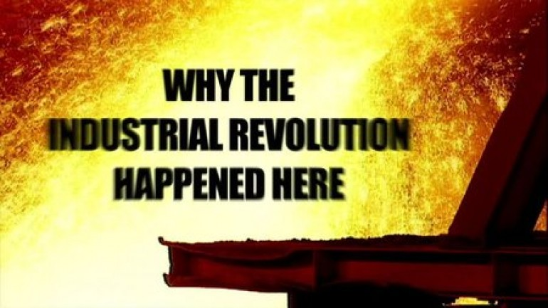 reasons behind the industrial revolution essay Reasons behind the industrial revolution the industrial revolution was the widespread replacement of labor by machines driven by water wheels, windmills and later by steam power.