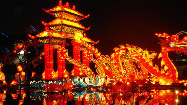 China Rises: China or Bust