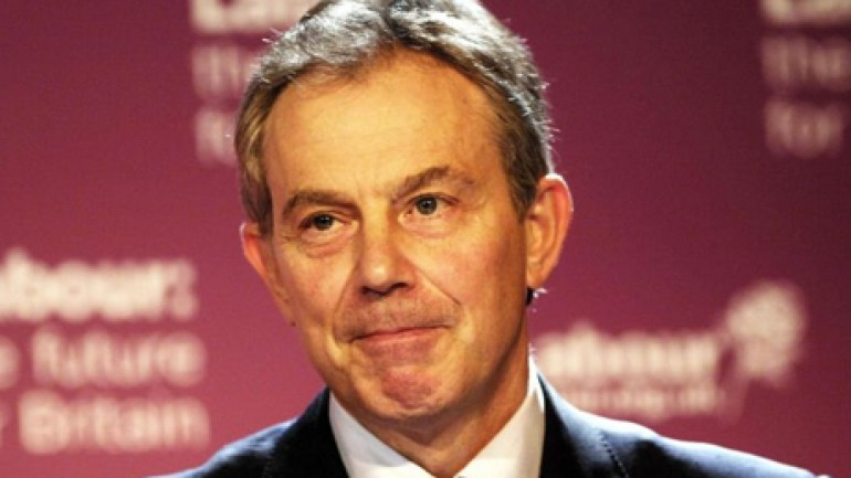 Blair: The Inside Story