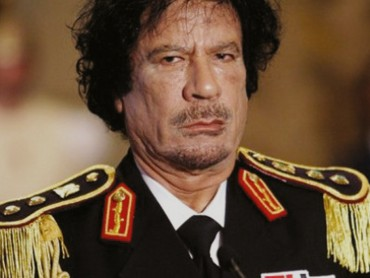 Gaddafi: The Endgame (State of Denial)