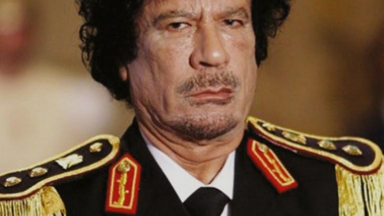 Gaddafi: The Endgame (State of Denial)