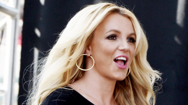 Britney Off The Rails